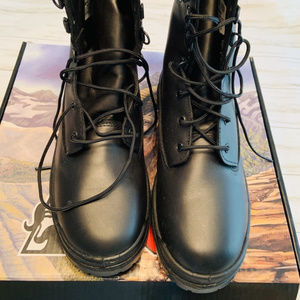 Men's Rocky composite toe, leather Tactical Boots